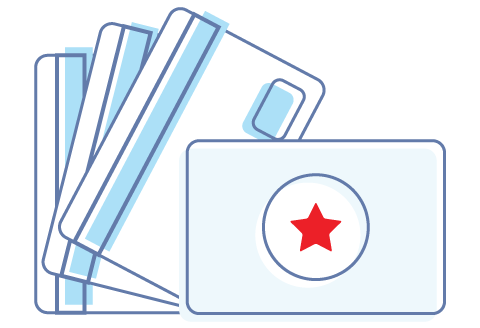 The City POS point-of-sales gift cards