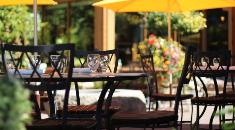 Outdoor Dining in the Age of Covid-19