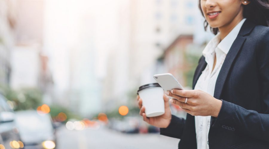 Manage Your Business While Mobile